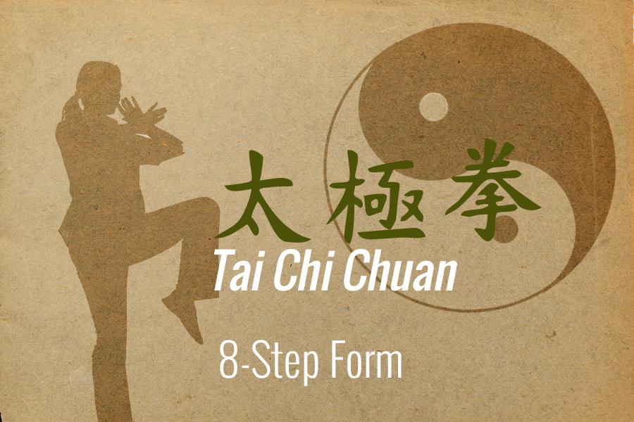 8-Step Tai Chi Form
