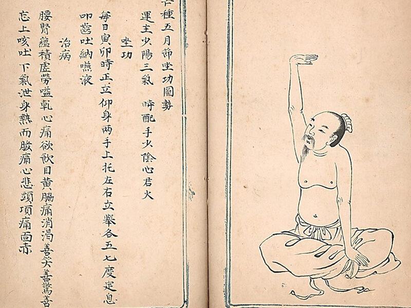 Ba Duan Jin - The 8 Silk Brocades