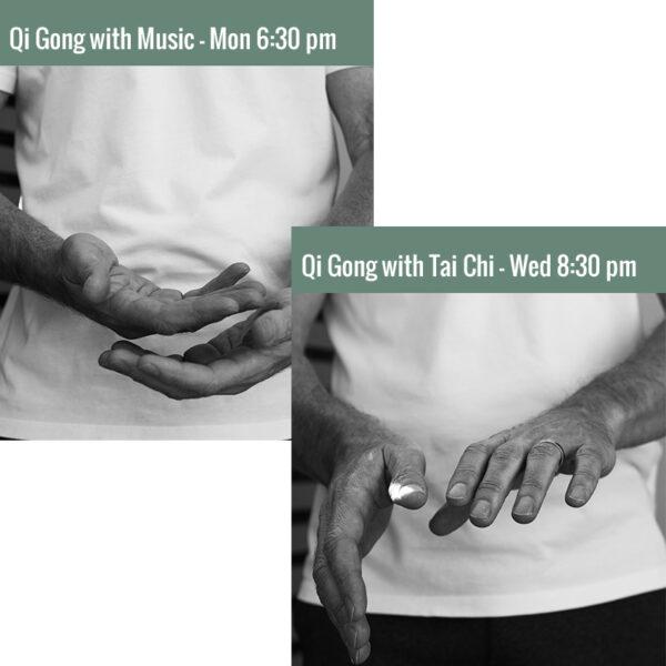 2-Class Package: Qi Gong