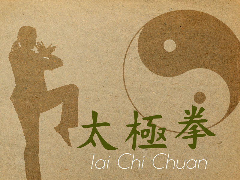 "The Tai Chi Form - the ""Supreme Ultimate"""